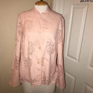 Evan -Picone   beautiful blouse